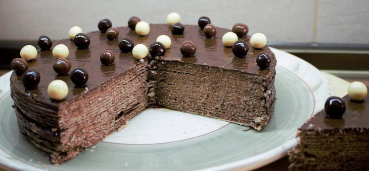 TARTA DE HUESITOS