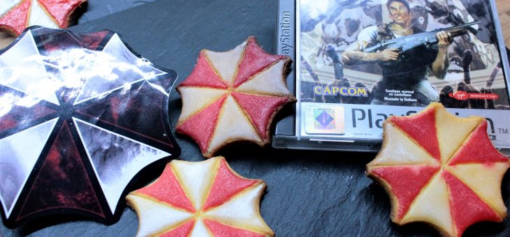 Resident Evil – Galletas de Umbrella Corporation