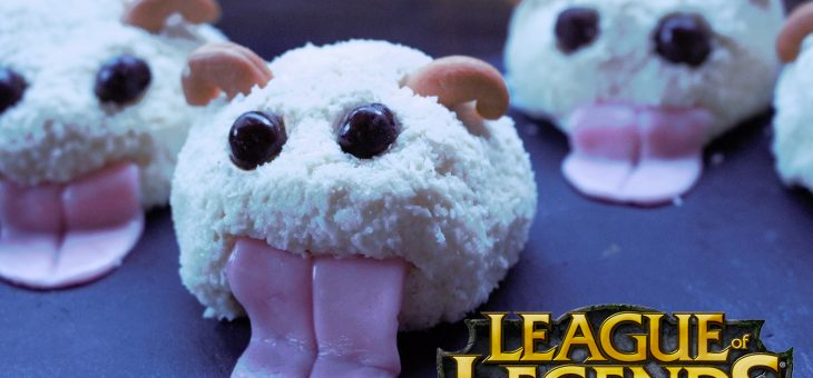 Poros League of Legends -de chocolate y coco