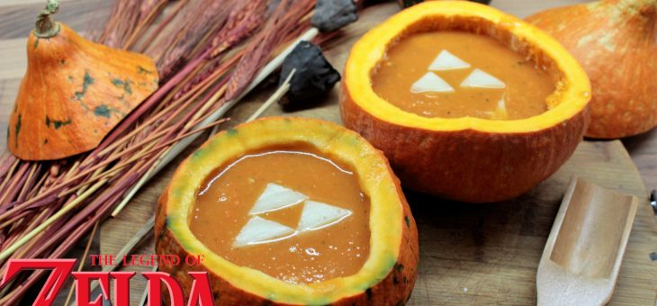 Sopa de Calabaza – The Legend of Zelda: Skyward Sword