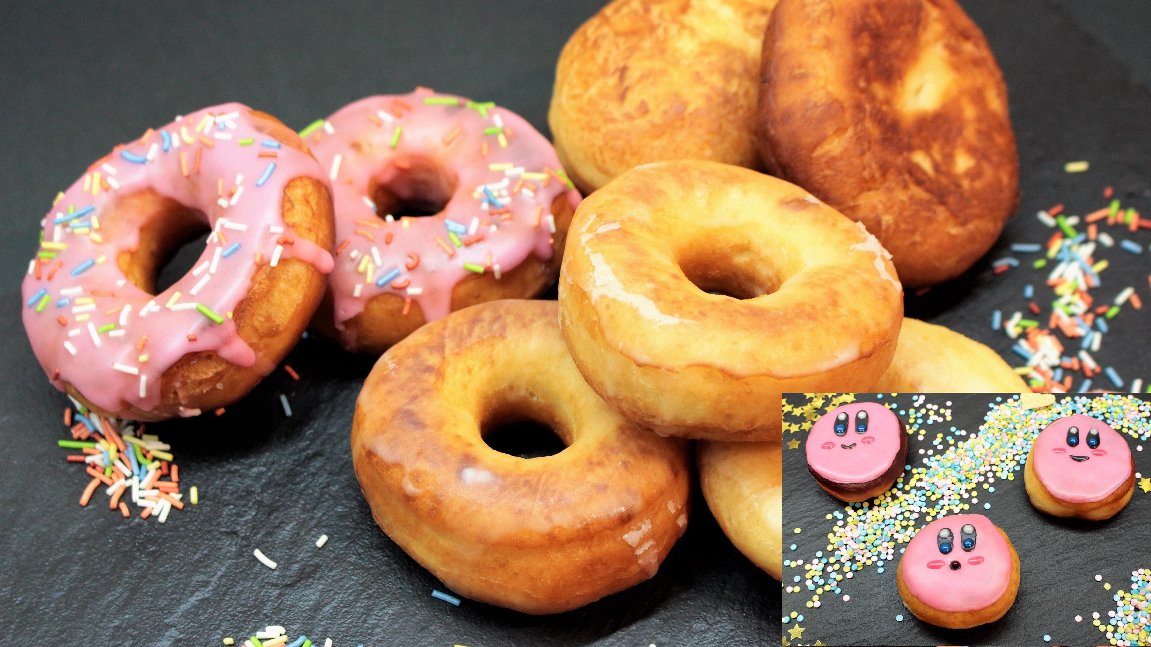Donuts - Cocina con Gemma / Cocina Geek