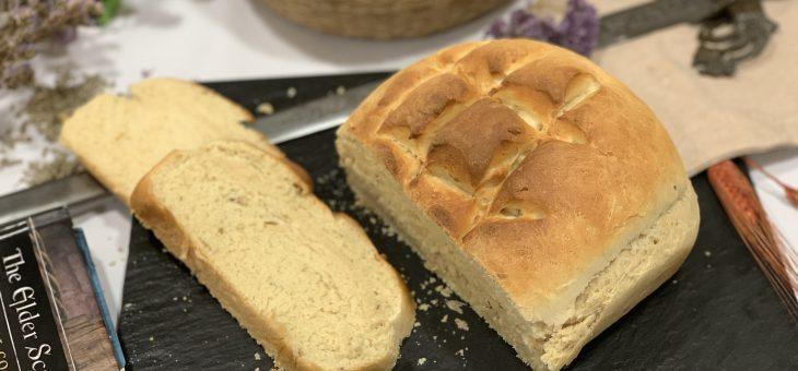 Pan de Lavanda de Elder Scrolls por Cocina con Gemma